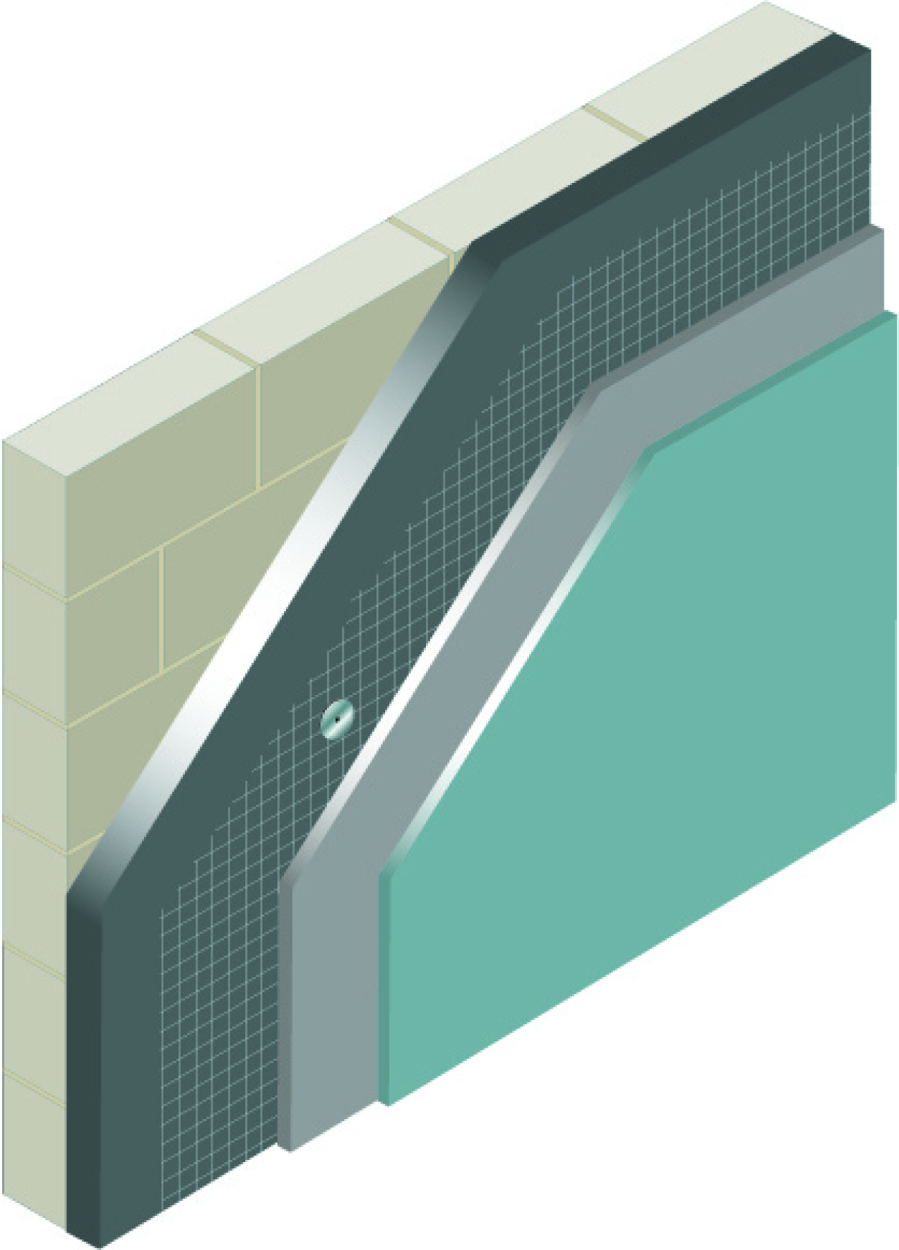 External Wall Insulation EWI System