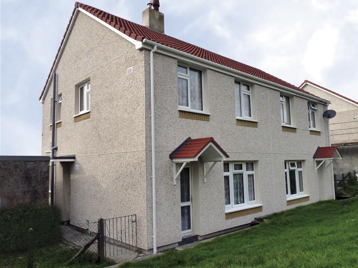 Aberdare Woolaway Homes Refurbishment