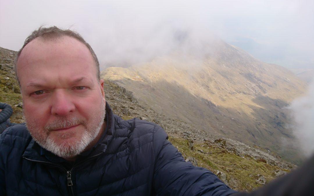 Operations Director, Mark Harrison, to Trek Nepal