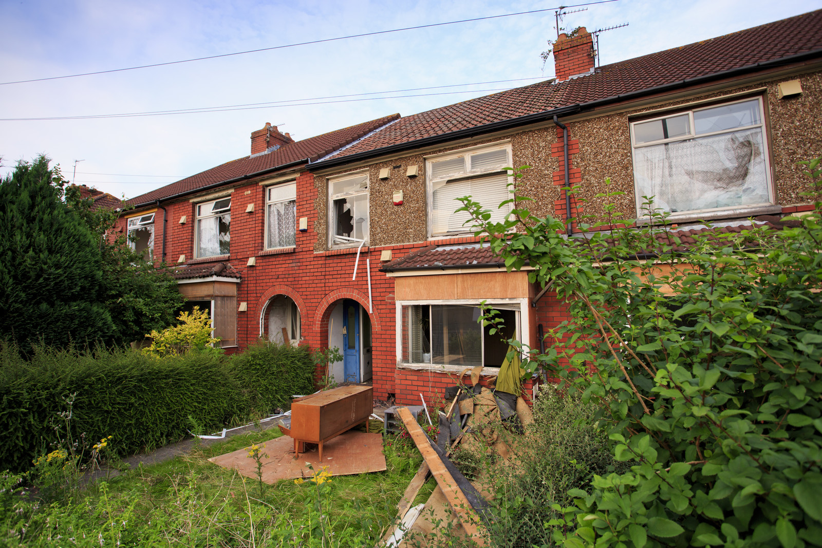 A Condensed History Of Non Traditional Housing In The UK
