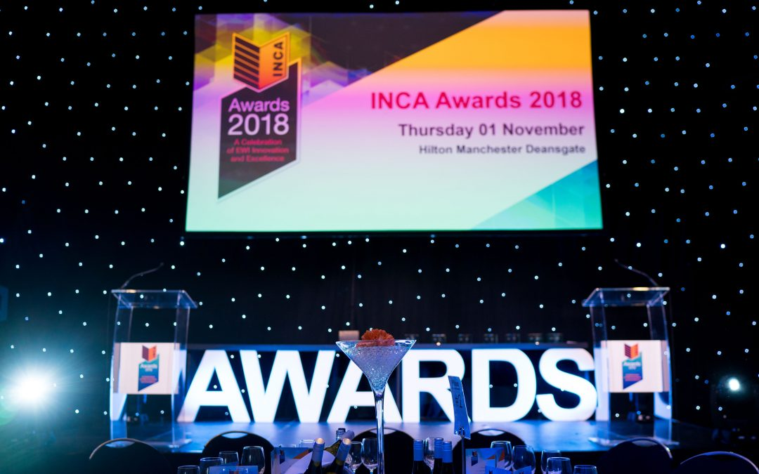 Structherm Highly Commended in 2019 INCA Awards