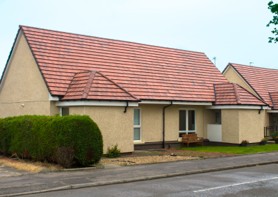 Anchor Timber Bungalows, Falkirk