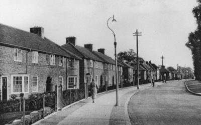 History of Social Housing in the UK